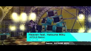 Persona 4 Dancing All Night JP Heaven feat Hatsune