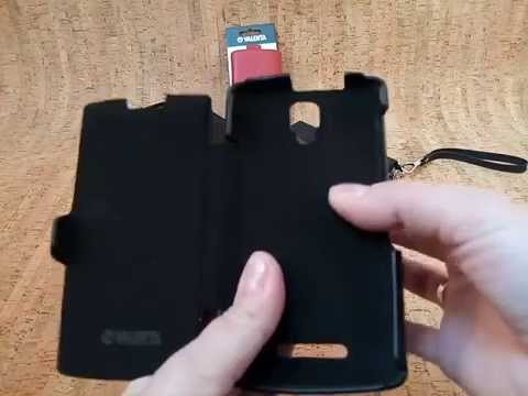 ОБЗОР: Прикольный Силиконовый Чехол-Накладка для Lenovo A2010 .