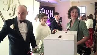 забава в залі  Руслана та Іванкі в Ресторані Палац  весілля відеозйомка відеооперато музика  Wedding