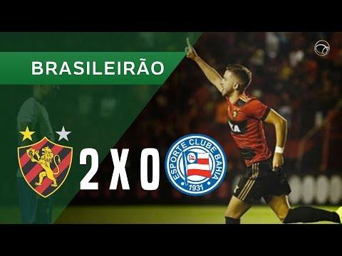 SPORT 2 X 0 BAHIA - 06/05 - BRASILEIRÃO 2018