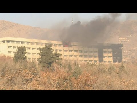 Afghanistan hotel attack shows struggle to stop terrorism in Kabul
