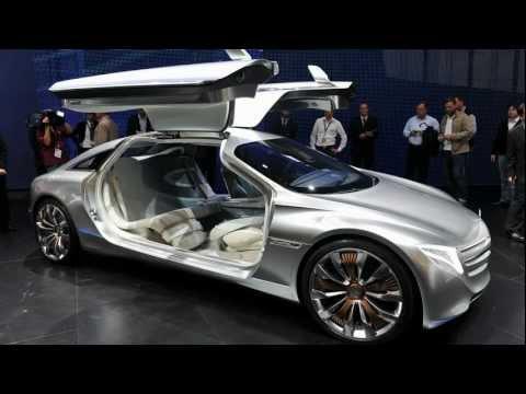 2011 Mercedes-Benz F125! Concept (2011...