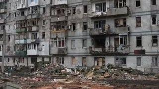 На юге Донецкой области не прекращаются бои