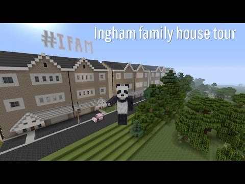 Minecraft Colonial House Tour With Download   FunnyCat TV