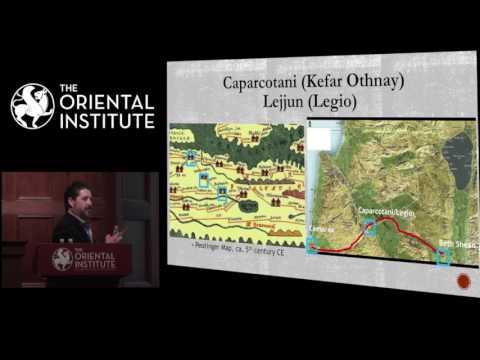 Matthew J.  Adams   Armageddon and the Roman VIth Ferrata Legion