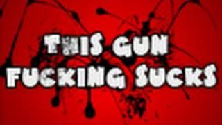 This Gun F-ing Sucks Olympia  - Buy American