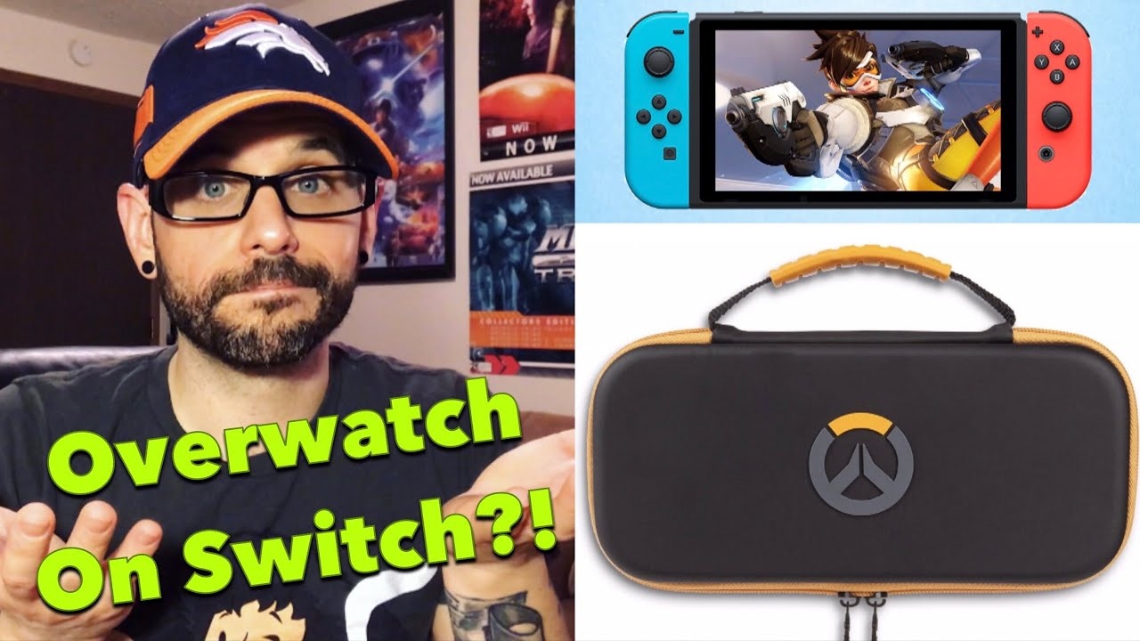 How to watch: Wednesday's Nintendo Direct may reveal that Overwatch is coming to Switch