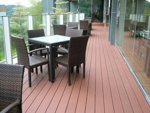Waterproof exterior tongue and groove flooring youtube - Tongue and groove exterior decking ...