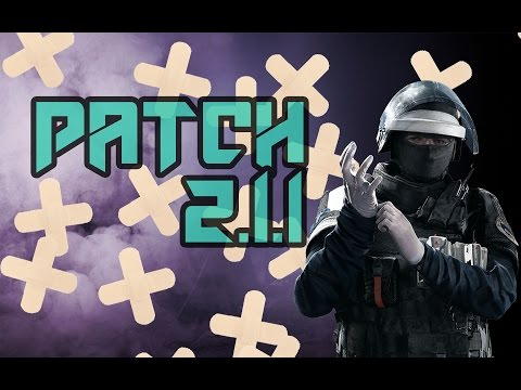 PC - All Patched Up | Rainbow Six Siege Operation Velvet Shell