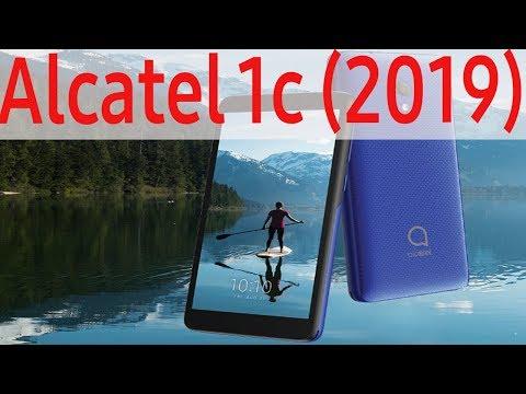 Смартфон Alcatel 1C 2019 (5003D)