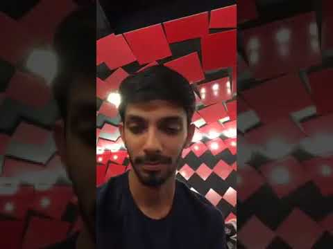 Anirudh Live on Instagram