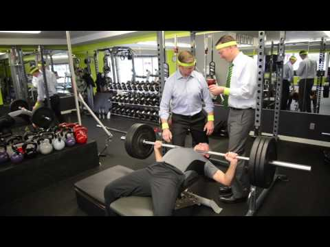 Lifetime Personal Training at Titus-Will Chevrolet in Tacoma