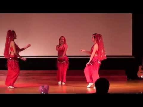 Múa Ấn Độ - K34E Chung kết