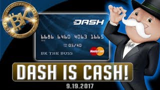 TOP 5 REASONS: BUY DASH NOW! 📈 Best Cryptocurrency Official Free Bitcoin News dash coin masternode thumbnail