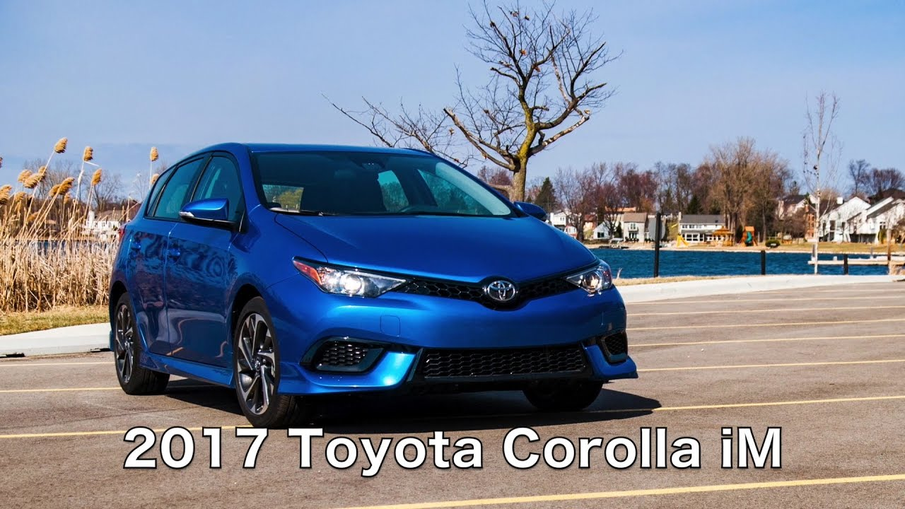reviewed 2017 toyota corolla im the superior corolla youtube. Black Bedroom Furniture Sets. Home Design Ideas