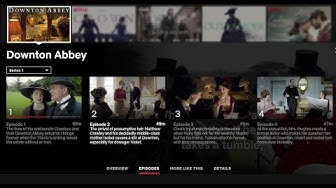 How to watch Downton Abbey on Netflix (all six seasons)!
