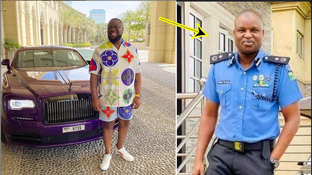 hushpuppi Sentence To 2oyrs In Prison Send 700 Million To Commissioner OF Police