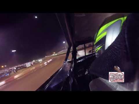 David Turner Crate Latemodel In Car Dixie Speedway 9/30/17!