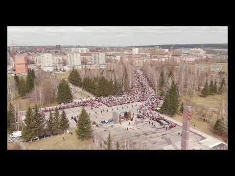 Аэросъемка города Бердска с высоты птичьего полета 😍 новосибирск Drone Dji Mavic Air