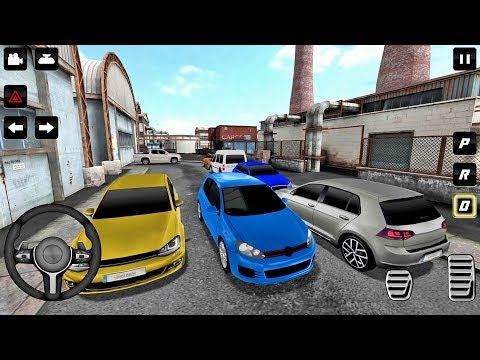 Parking School #2 - Car Games Android gameplay