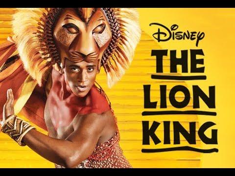 Disney Lion King Musical REVIEW Lyceum Theatre West End - 2018 Cast