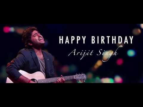 Happy Birthday Arijit Singh with heart-touching Tune । R-All World News
