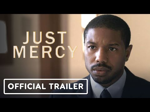 Just Mercy - Official Trailer (2019) Michael B. Jordan, Jamie Foxx, Brie Larson