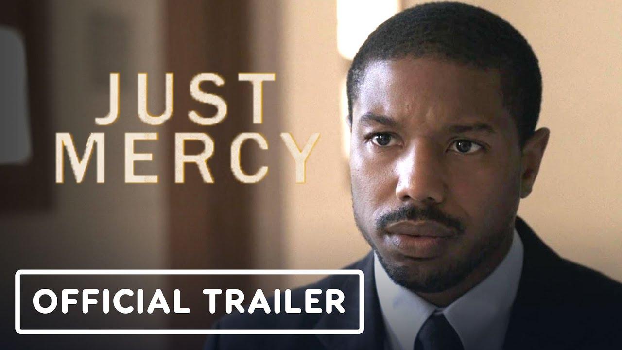 Just Mercy Official Trailer 2019 Michael B Jordan Jamie Foxx Brie Larson Youtube