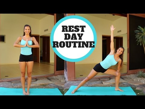 What To Do On Your Rest Day | Katie Austin