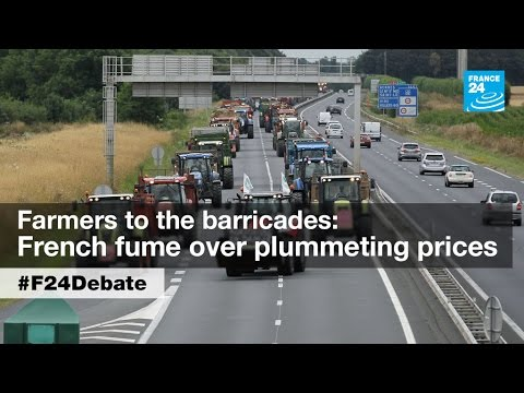 Farmers to the barricades: French fume over plummeting prices (Part 2)