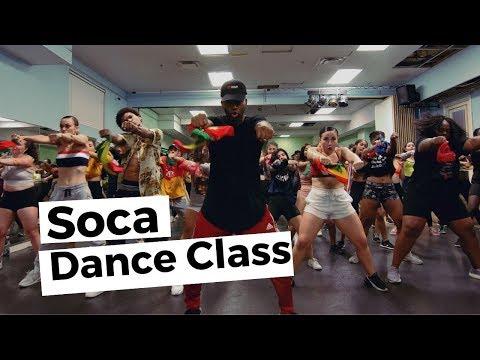 MUST WATCH SOCA DANCE CLASS   @BIZZYBOOM