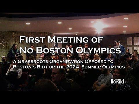 No Boston Olympics Opposes Boston