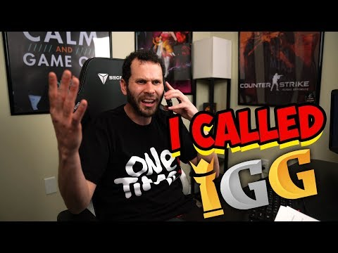JT's Phone Convo With IGG About Castle Clash