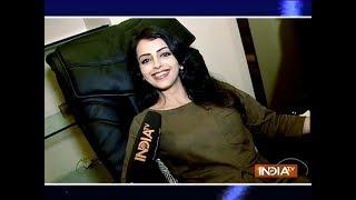 Shrenu Parikh pampers herself in a spa