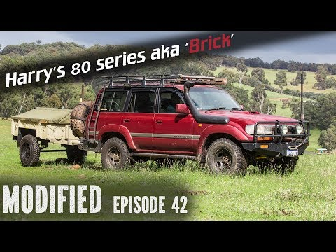 80 series Landcruiser Turbo Diesel, Modified Episode 42