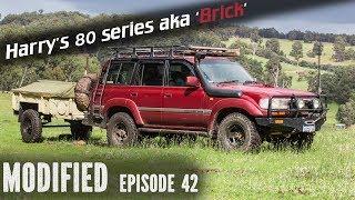80 series Landcruiser Turbo Diesel, Modified Episode 42