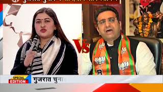 Taal Thok Ke  Special Edition: Gujarat poll sparks war of words between BJP and Congress