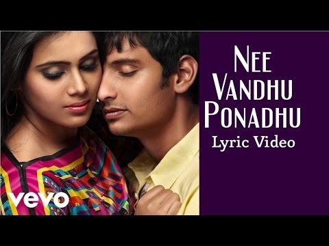 Yaan - Nee Vandhu Ponadhu Lyric | Harris Jayaraj | Jiiva