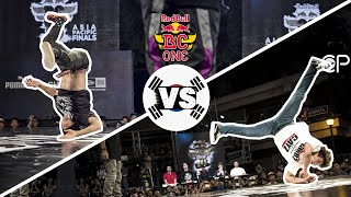 Red Bull BC One Cypher South Korea 2013 | Busan Final: Shorty Force vs. Kill