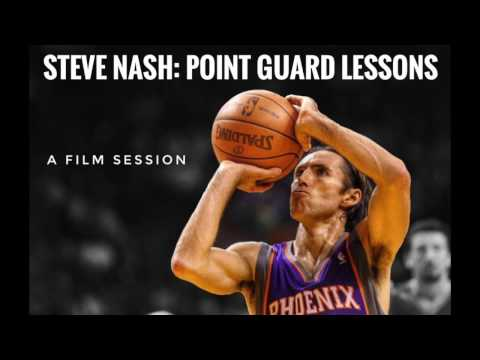 Steve Nash: How to Play Point Guard NBA