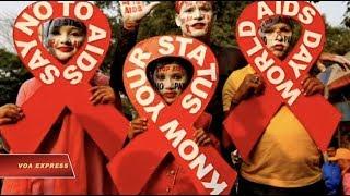 Để chấm dứt AIDS, bạn phải chấm dứt kỳ thị (VOA)