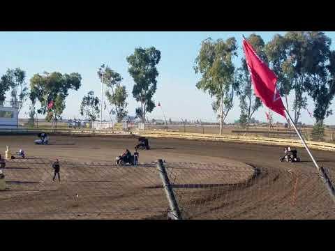 Lemoore Raceway 9/23/17 Hot Laps