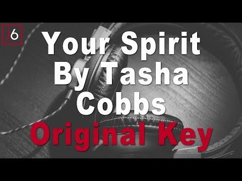 tasha-cobbs- -your-spirit-instrumental-music-and-lyrics