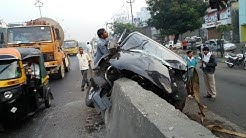 live road accidents caught in camera india II real road accident in india  II real accident