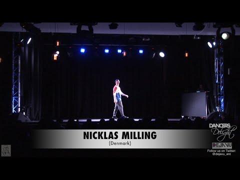 NICKLAS MILLING Denmark  at Dancers Delight UK 2014