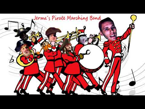 Jerma's Pirate Marching Band (ft. DJ ster)