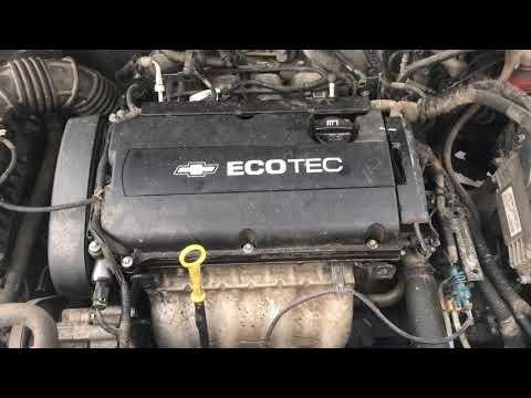 Стук двигателя Шевроле Круз Z18 1.8