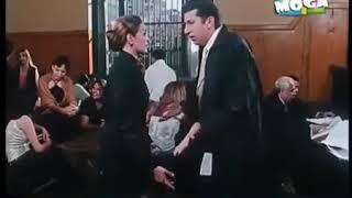 مشهد المحكمه من فيلم محامي خلع