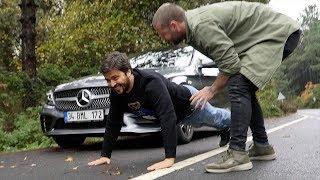 Mercedes-Benz C Serisi ile sınırları zorladık! - Vlog#56