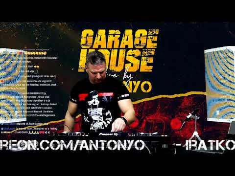 ANTONYO GARAGE HOUSE LIVE - 2020.03.25